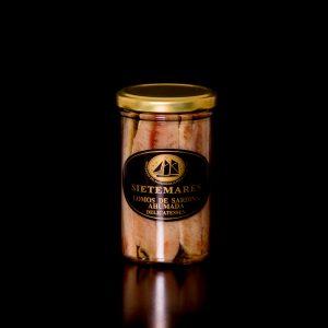Sardinas ahumadas en aceite